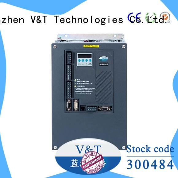 V&T Technologies hot sale dc servo drive inquire now for industry