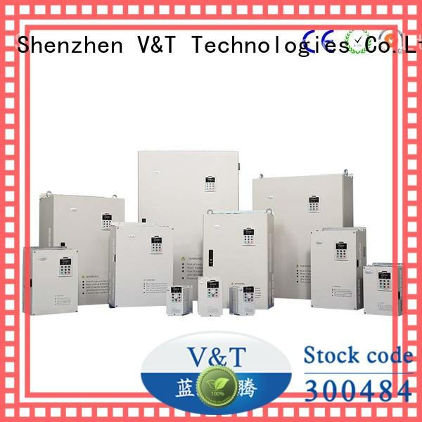 sturdy construction V6 series inverter high performance wholesale for transmission
