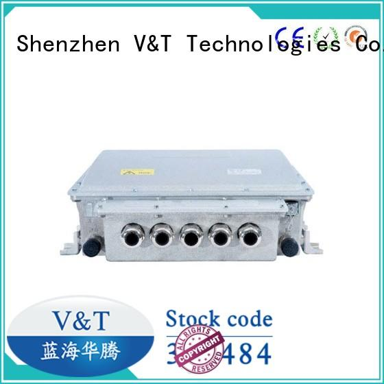 V&T Technologies antidust motor controller for electric vehicle manufacturer for industry equipment