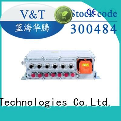special motor controller for electric vehicle mcu auxiliary drive manufacturer for industry equipment