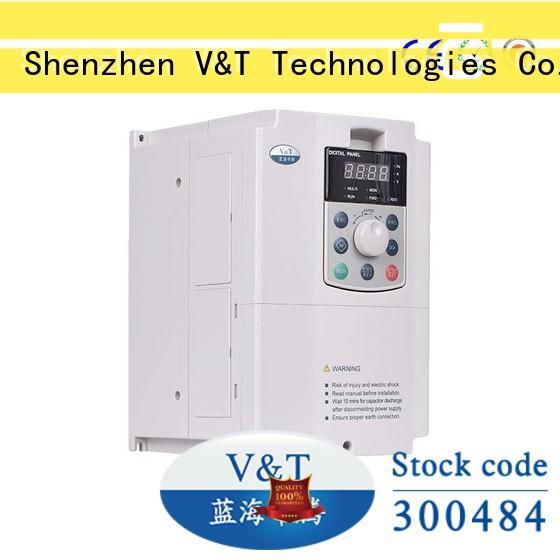 E5 series high-performance universal Inverter customized for industry V&T Technologies