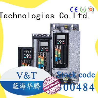 V&T Technologies VTS general purpose inverter / servo drive supplier for importer