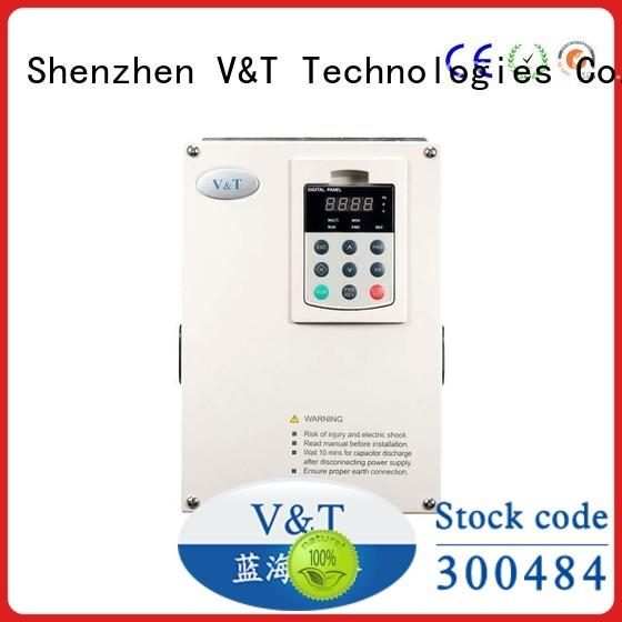 V&T Technologies frequency ac tech variable frequency drive factory for heavy−duty application