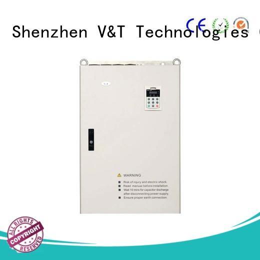 V&T Technologies cabinet inverter factory