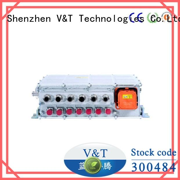 special purpose car motor controller antidust for industry equipment V&T Technologies