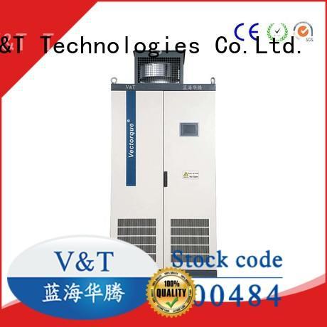 V&T Technologies V5 series inverter for various occasions