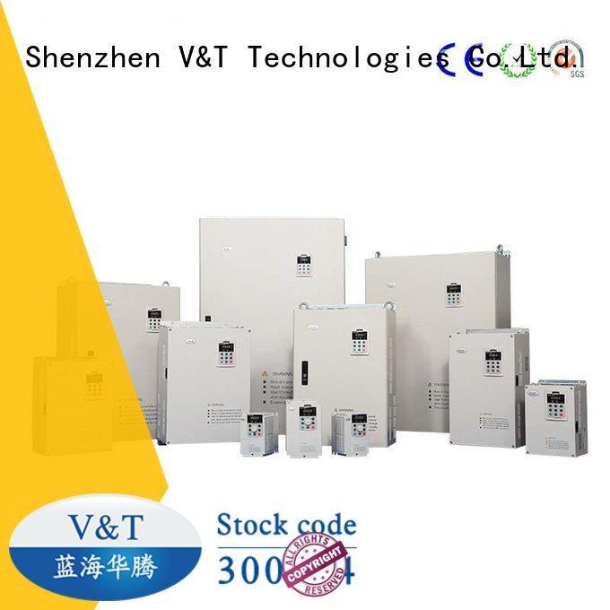 dependable performance V6 series inverter wholesale for transmission