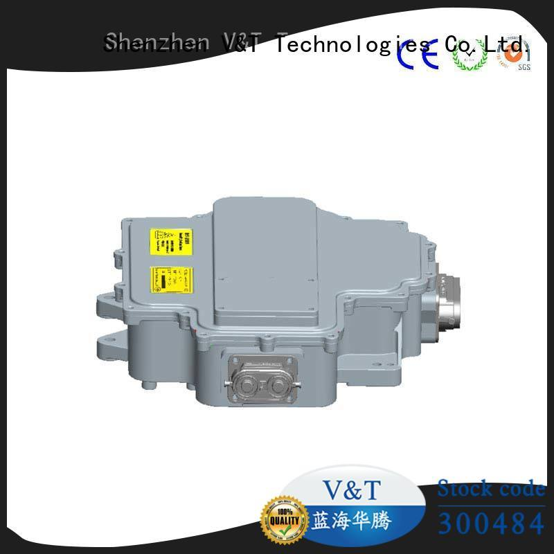mcu auxiliary drive motor controller design special purpose for industry equipment V&T Technologies