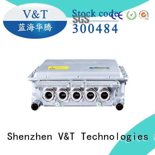 V&T Technologies controller mcu automatic motor controller manufacturer for industry equipment