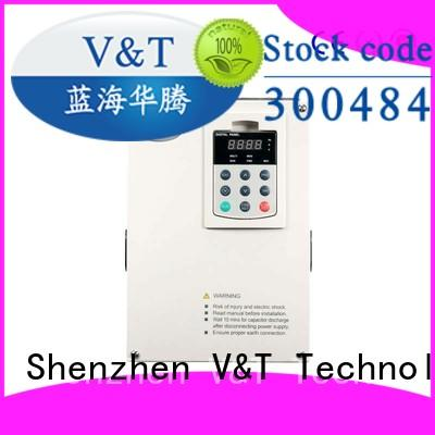 V&T Technologies stone variable ac drive from China for hoist crane