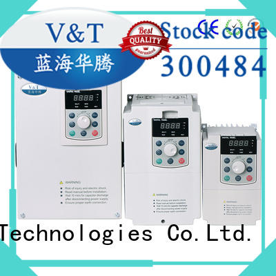 V&T Technologies original V5 series inverter for transmission
