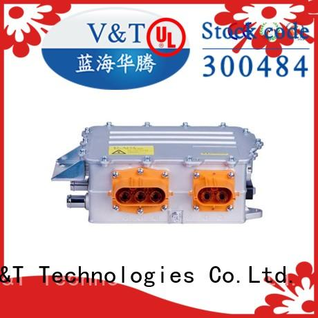 special electric car motors and controllers tractor manufacturer for industry equipment
