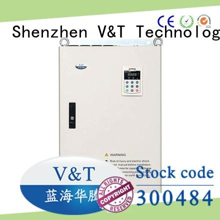 V&T Technologies cost-saving servo drive working manufacturer for power system