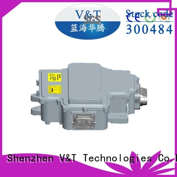 V&T Technologies controller mcu Electric Vehicle motor controller manufacturer for industry equipment