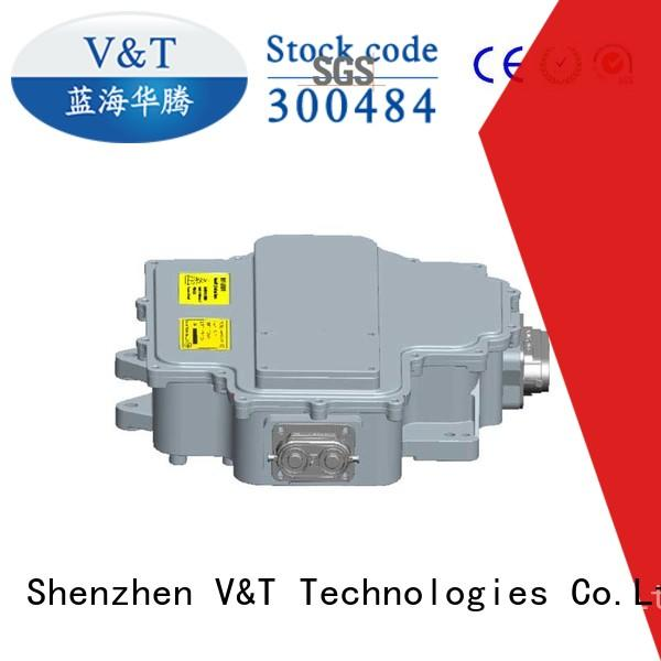 special electric car motors and controllers 3in1 manufacturer for industry equipment