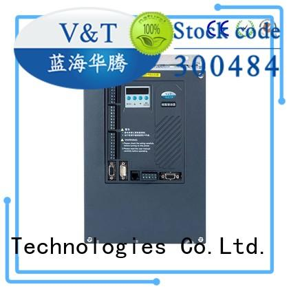 V&T Technologies v61 ac servo driver factory for power system