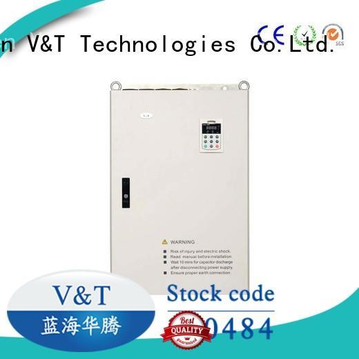 V&T Technologies high performance inverter cabinet supplier for vector control