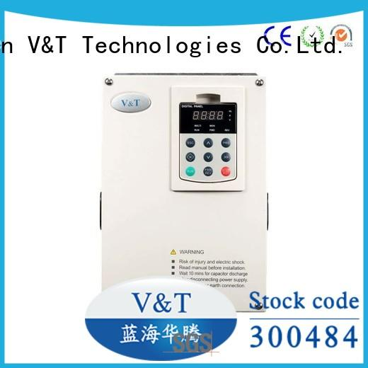 trustworthy hoist inverter from China for machines V&T Technologies