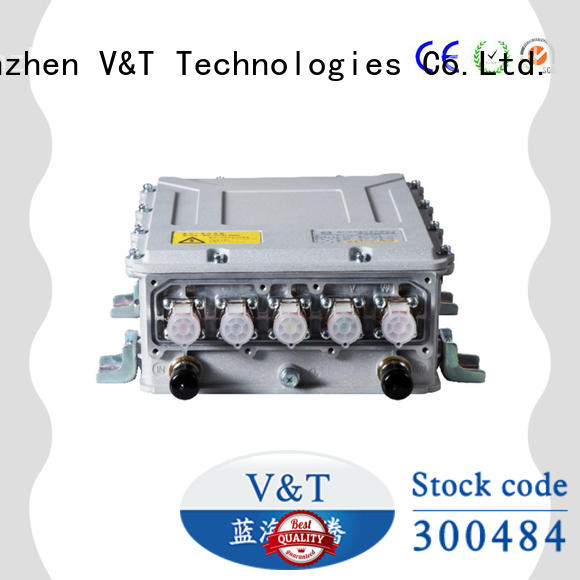 V&T Technologies special purpose electric car controller manufacturer for industry equipment
