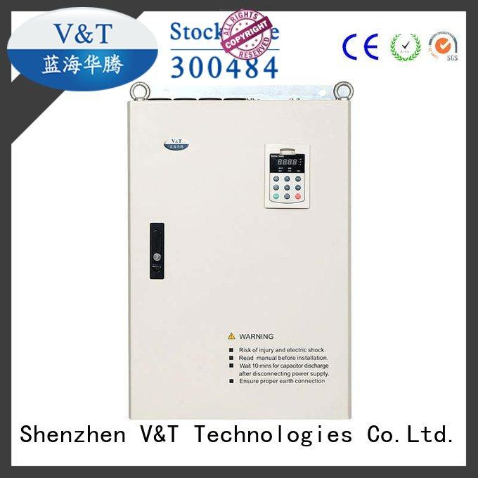 V&T Technologies brand new servo drive working manufacturer