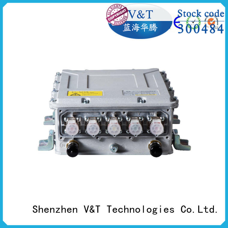 4in1 variable ac motor controller electric vehicle for vehicle type V&T Technologies