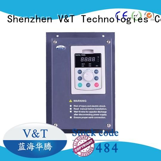 V&T Technologies low frequency inverter fatory for overseas