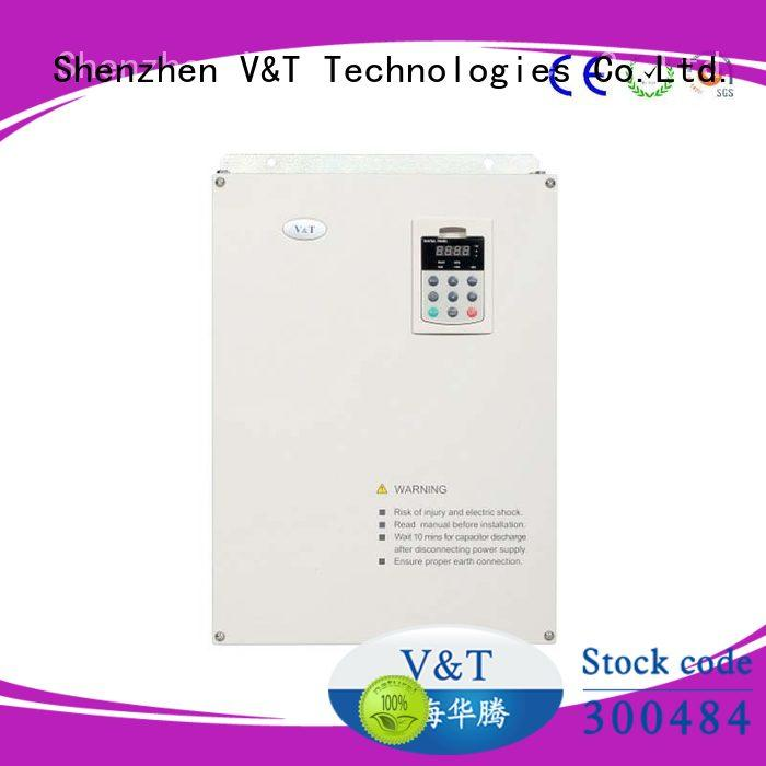 V&T Technologies inverter types of ac drives tension control inverter for tension control