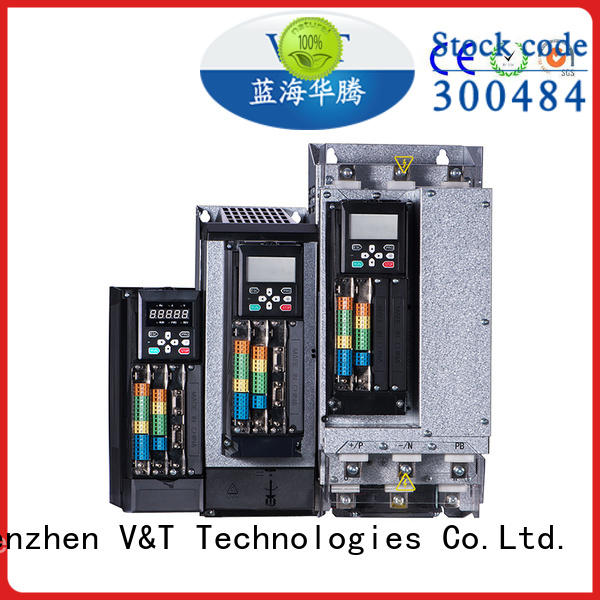 V&T Technologies brand new VTS general purpose inverter / servo drive factory for various occasions