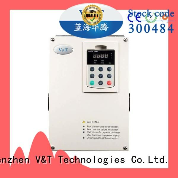 V&T Technologies Safe 50 hp vfd with good price for crane