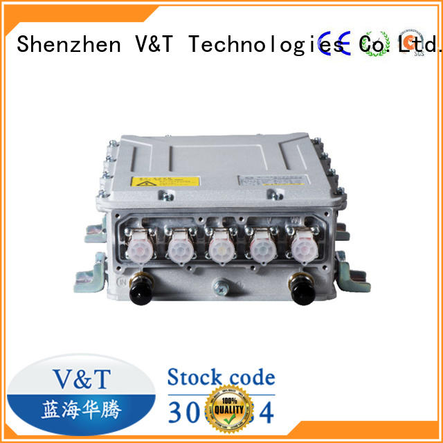 V&T Technologies mcu auxiliary drive 90v dc motor controller manufacturer for industry equipment