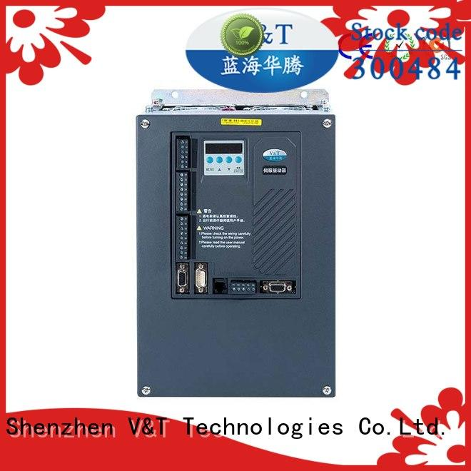V&T Technologies cost-saving ac servo driver factory for electric device