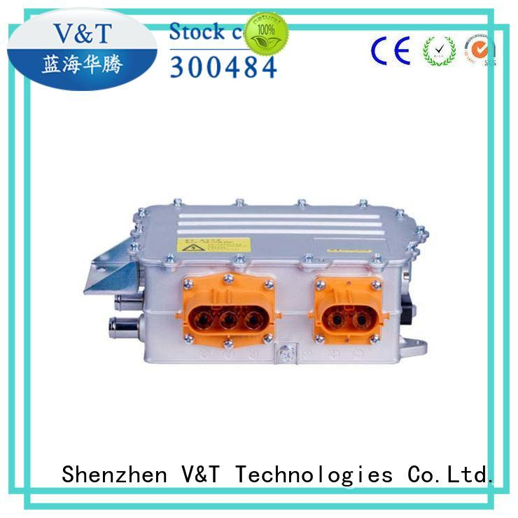 V&T Technologies adaptable how does a motor controller work dc dc for pump vehicle