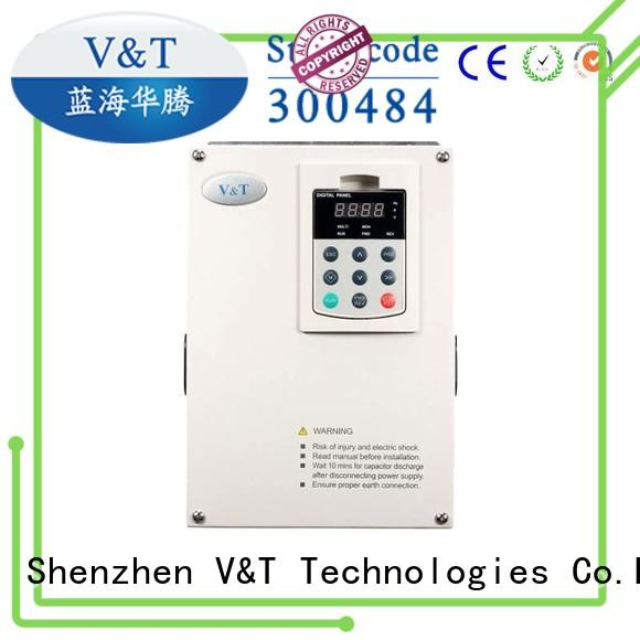 V&T Technologies frequency vfd for 3 phase motor series for heavy−duty application