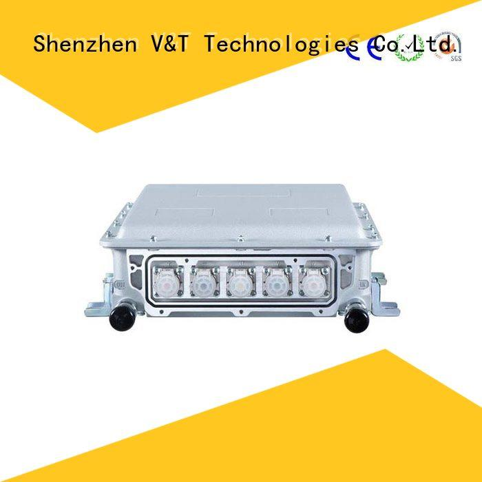 V&T Technologies special electric bus motor controller mcu auxiliary drive for industry equipment