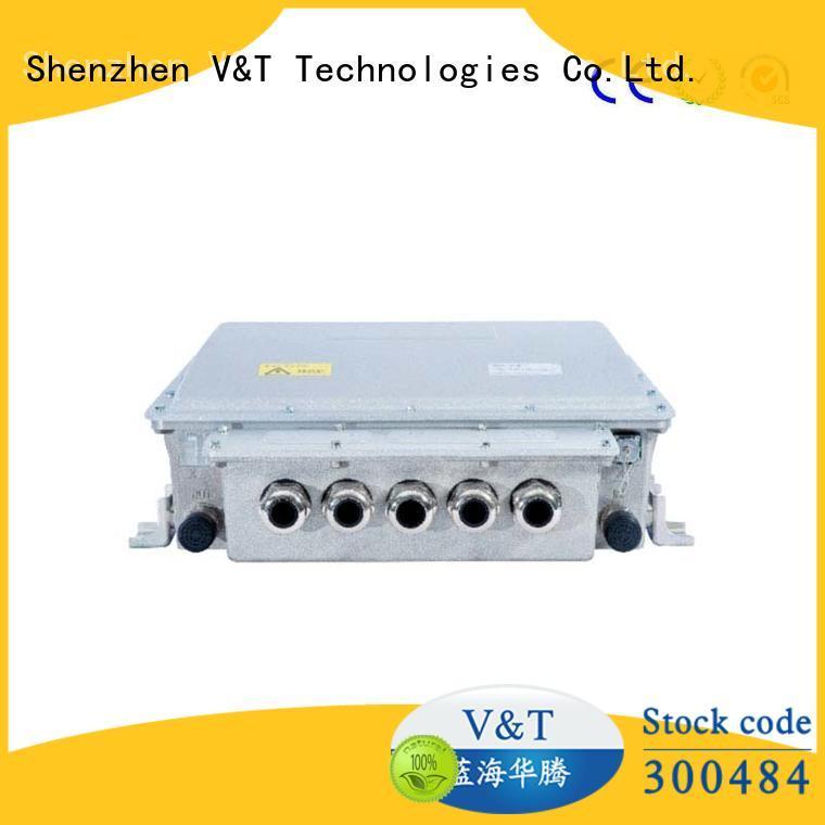 special 24v dc motor controller aircooling motor manufacturer for industry equipment