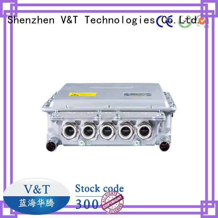 V&T Technologies special Electric Vehicle motor controller manufacturer for industry equipment