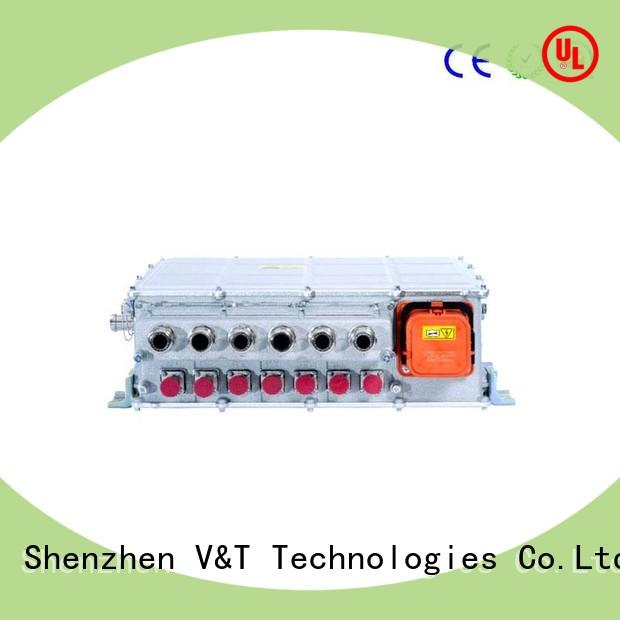 V&T Technologies professional mcu with stepper and dc motor controller design