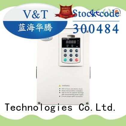 V&T Technologies processing how does a variable speed drive work from China for machines