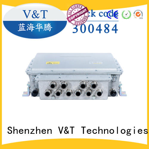 superior car motor controller from China for pump vehicle