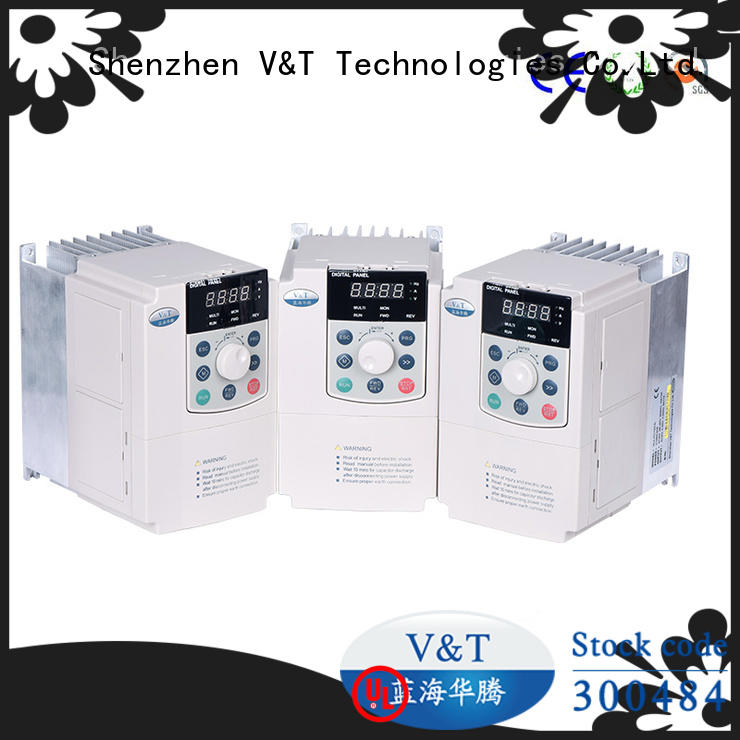 customized universal variable frequency driver factory-made in China for industry V&T Technologies