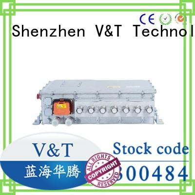 V&T Technologies special electric bus motor controller 3in1 for industry equipment