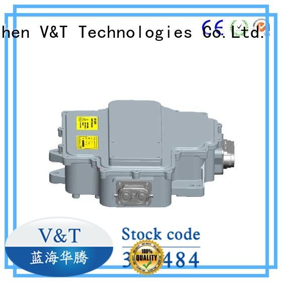 V&T Technologies 3in1 Electric Vehicle motor controller manufacturer for industry equipment