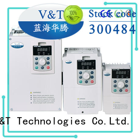 vfd inverter supplier for applications V&T Technologies