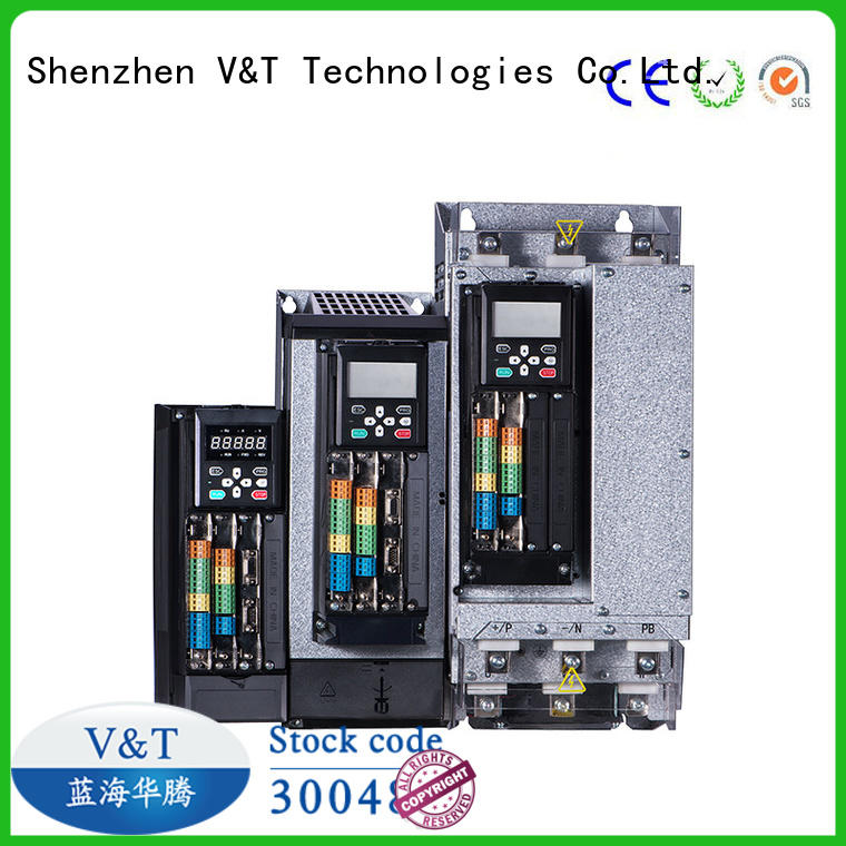 V&T Technologies China VTS General Purpose Inverter supplier for various occasions