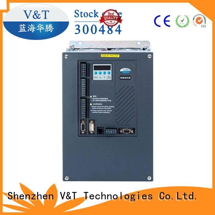 digital servo drive driver for power system V&T Technologies