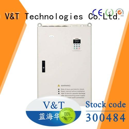 customized E5 series high-performance universal Inverter supplier for industry V&T Technologies