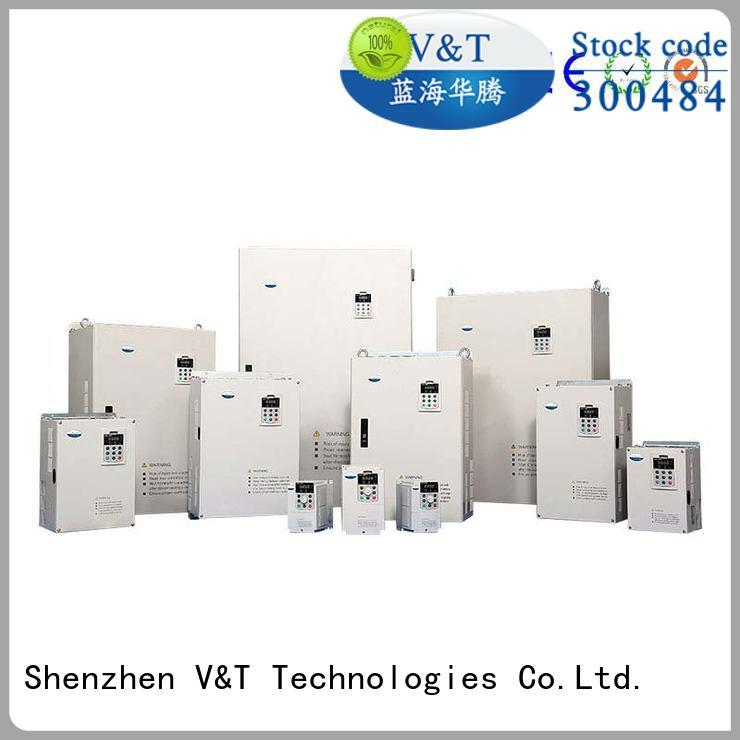 v61 servo drive controller synchronous for electric device V&T Technologies