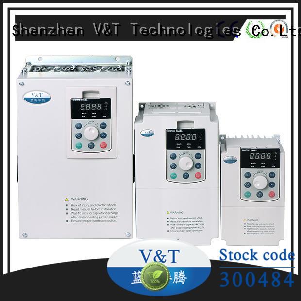OEM ODM V5 series inverter for importer V&T Technologies