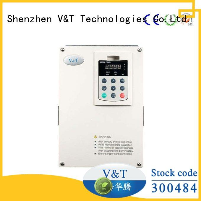 V&T Technologies stone voltage frequency drive with good price for crane