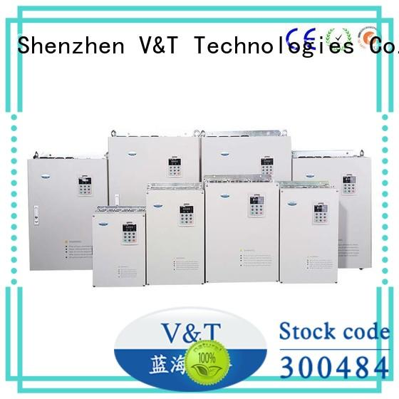 V&T Technologies brand new pmsm drive factory for electric device